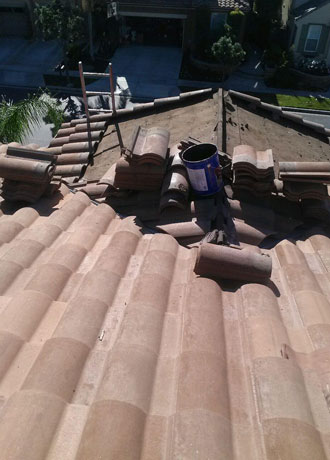 Roof Inspection Irvine
