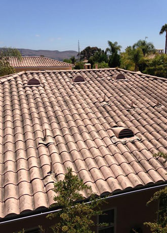 San Juan Capistrano Home Roof Repair