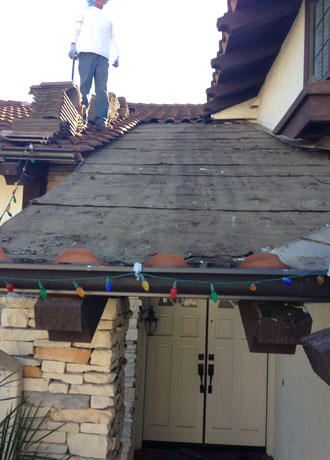 Home New Roof Installation
