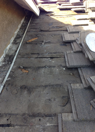 Foothill Ranch Home Leak Roof