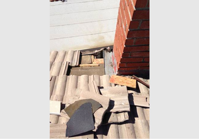 Wood Shingle Reroofing Service
