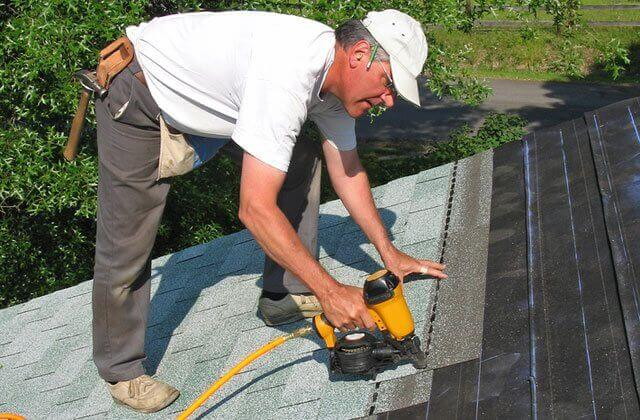 Concrete Shingle Roof Repairs