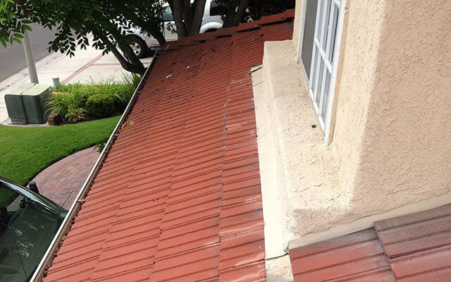 Residential Tile Roofing Maintenance