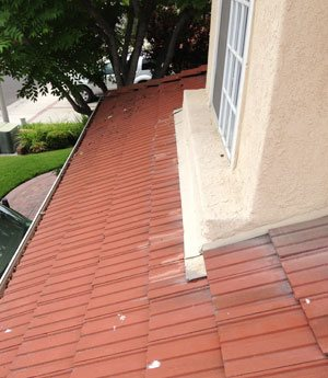 South Orange Tile Roof Repair
